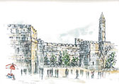 Clare Israel Sketches