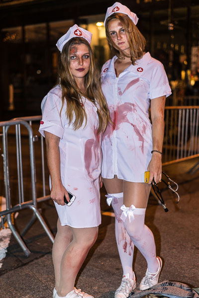NYC 2017 Halloween Parade